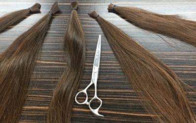 Ihre Haarspende für den guten Zweck!