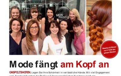 Mein Friseur Gaspoltshofen - Ihre Schnheit in verlsslichen